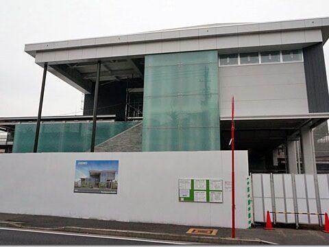 いよいよ、6月8日(土)始発から津田山駅北口一部の使用が始まります