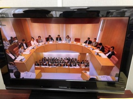 5月16日厚生常任委員会で初質疑、グランドデザイン第3期実施計画(素案)について