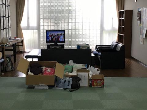 台風襲来から1週間、この間の被災地の状況