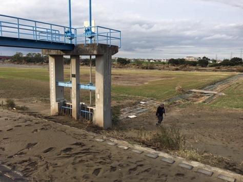 宇奈根排水樋管周辺の浸水の検証と短期対策の説明会