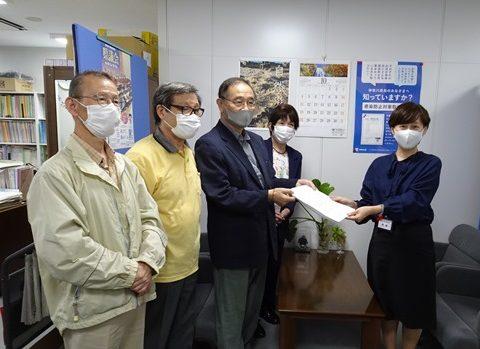 神奈川革新懇が緊急要望書を県知事に提出