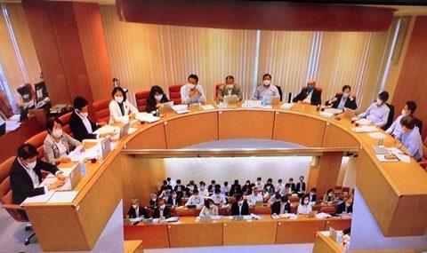 9月補正の質疑② ・ 空床確保補償、設備整備費、協力金について〈10/1厚生常任委員会〉
