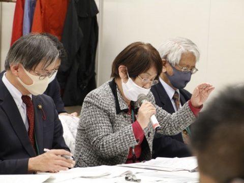 各省庁に2021年度政府予算要求交渉〈共産党神奈川県委員会〉