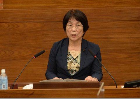 緊急事態宣言解除に伴う協力金の補正予算の賛成討論にたちました(9/30)